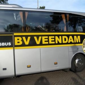 Jeugd vv Wedde naar BV Veendam