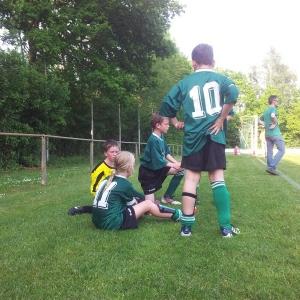 Jonne Hindriks jeugdtoernooi E-ers 22-5-12
