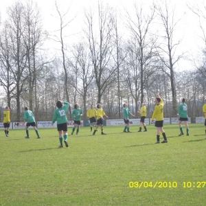 Wedde B1 - FC Assen B2G